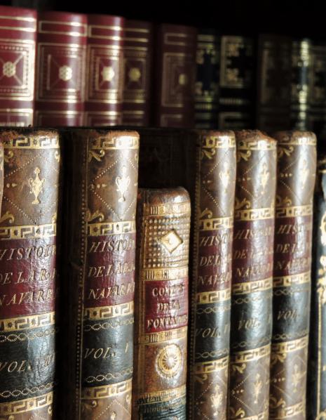 Bibliothèque Domaine de Mestré