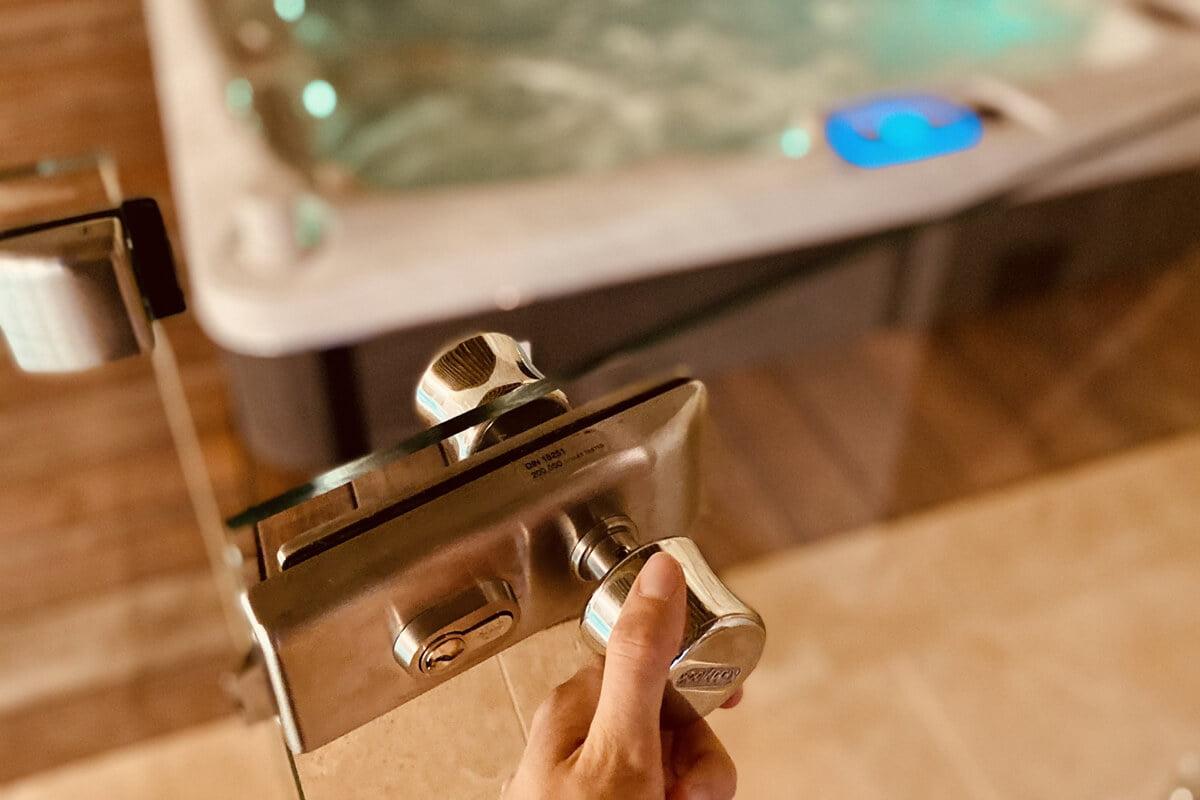 Le Spa et le Sauna au service de votre bien-être.